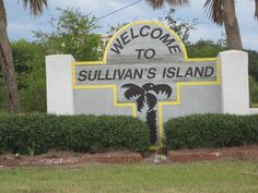 Sullivan's Island, SC...One of my favorite places