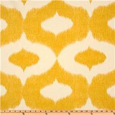 Duralee Dalesford Yellow