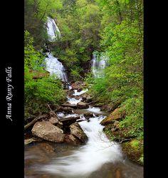 Anna Ruby Falls  ... Helen, GA