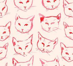 Red Cat   Leah Goren
