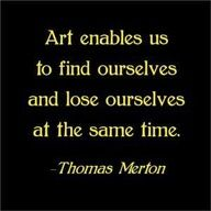 art quotes, artists, word of wisdom, craft space, heart