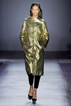 giambattista valli fall 2012, i fucking love this coat.