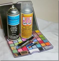 """supplies used and what you should do when coloring an image with """"chalk"""""""