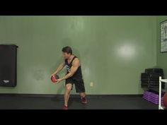 Join Coach Kozak in the gym with this Fat Demolition weight loss workout. The circuit training weight loss exercises are great for both men ...
