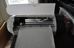 I Am Momma - Hear Me Roar: Cutting Freezer Paper with a Silhouette Cutter