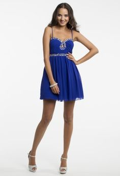 Beaded Party Dress from Camille La Vie and Group USA