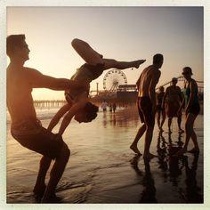 Muscle Beach, LA #California