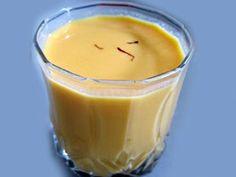 ... almond sherbet milk drink ramadan recip badam sherbet sherbet recip