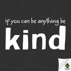Let's all choose kindness for a better tomorrow. #FairTrade #kindness #quote