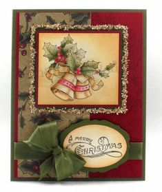 Vintage Christmas by ilinacrouse - Cards and Paper Crafts at Splitcoaststampers