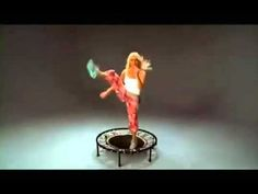Tracy Anderson Method: Mini Trampoline Workout