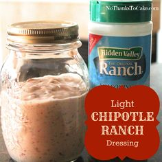 Light Chipotle Ranch