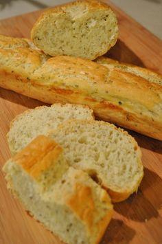 Gluten Free, Dairy Free, ~ Gluten Free Pantry's French Bread