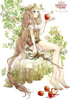 Princess Royale: The Apple of Idun by zerochan