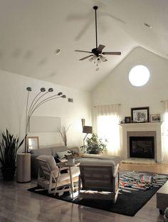 arc floor lamp ideas