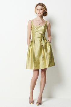Watters bridesmaids dress at Mary Me