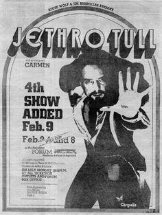 Jethro Tull Feb. 9, 1975