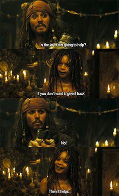 i love captain jack sparrow ;)