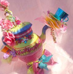 Alice in Wonderland Tea Party Prop