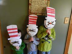 Cute Dr. Seuss Activities