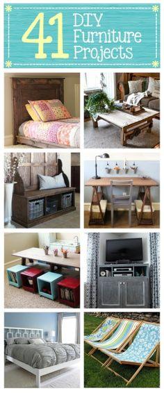 diy furniture by LittleJo
