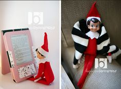 Elf Shelf Ideas