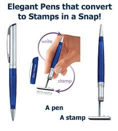 Stamper Pen