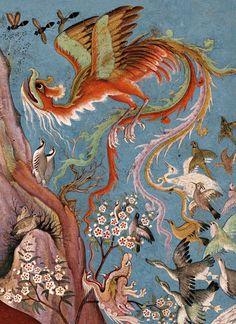 ula pensée du jour : les oiseaux dans mystique sagesse 99765_1355995638_cantique-oiseaux
