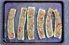 Quinoa Stuffed Squash Boats