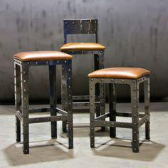 welded furniture on Pinterest