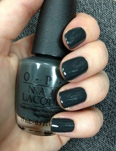 Germany Collection by OPI - Nein! Nein! Nein! OK Fine!