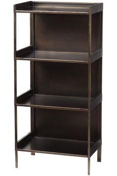 Cole Tall Metal Bookshelf
