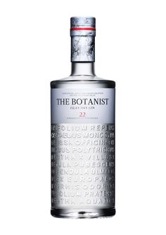 The Botanist has new bottle #packaging PD