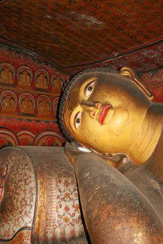 Dambulla Cave Temples - Sri Lanka