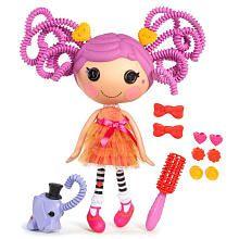 """Lalaloopsy Silly Hair Doll - Peanut Big Top - MGA Entertainment - Toys """"R"""" Us"""