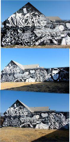 Twilight Zone Mural in Los Angeles from waltarrrrr's photostream on flickr