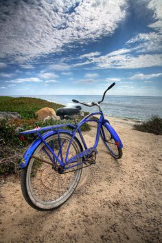 Bike ride to the beach