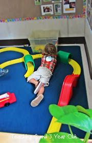 Teaching 2 and 3 Year Olds: 3 Year Olds Preschool Morning Schedule