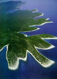 Hvar Island and Hvar Town, Croatia