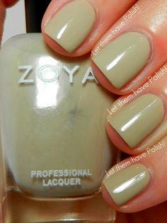 Let them have Polish!: Pink [Enough] Wednesday!! Zoya Spun Sugar Mani- Zoya Farrah Base