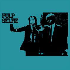 Pulp #selfie