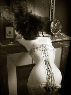 corset en chimenea
