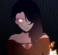 Cinder fall from RWBY
