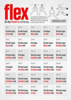 Flexibility challenge tumblr