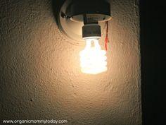New outdoor light! #GELighting