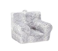 Snow Leopard Fur Anywhere Chair #PotteryBarnKids #pinparty barn kid, leopard fur, kid idea, furs, chairs, chair pbkid, babi nurseri, pottery barn, snow leopard