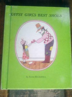 Gypsy Girls Best Shoes by Lauralous on Etsy, $12.00