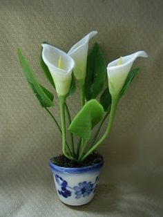 how to: calla lily