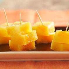 Jiggly Fruit Blocks