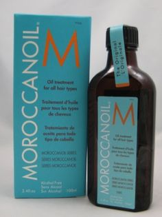 Moroccan Oil available at henasalons.com